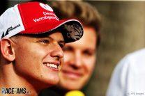 Full driver line-up confirmed for Bahrain test