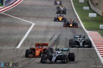 2019 Bahrain Grand Prix championship points