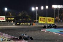 2019 Bahrain Grand Prix race result