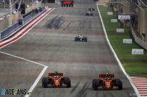 """Vettel """"not surprised"""" Leclerc passed him despite team order"""
