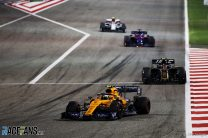 """Sub-54 second laps will produce a """"big mess"""" in qualifying on Bahrain Outer circuit"""
