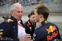 Helmut Marko, Pierre Gasly, Red Bull, Bahrain International Circuit, 2019