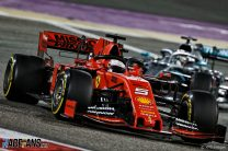 Hamilton defends Vettel after fourth spin in 10 races