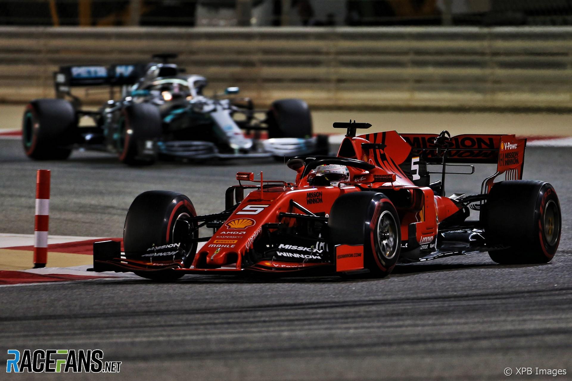 Hamilton: Ferrari's top speed focus may hurt them after Baku