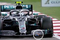Plastic bag spoiled Bottas's handling during Bahrain GP