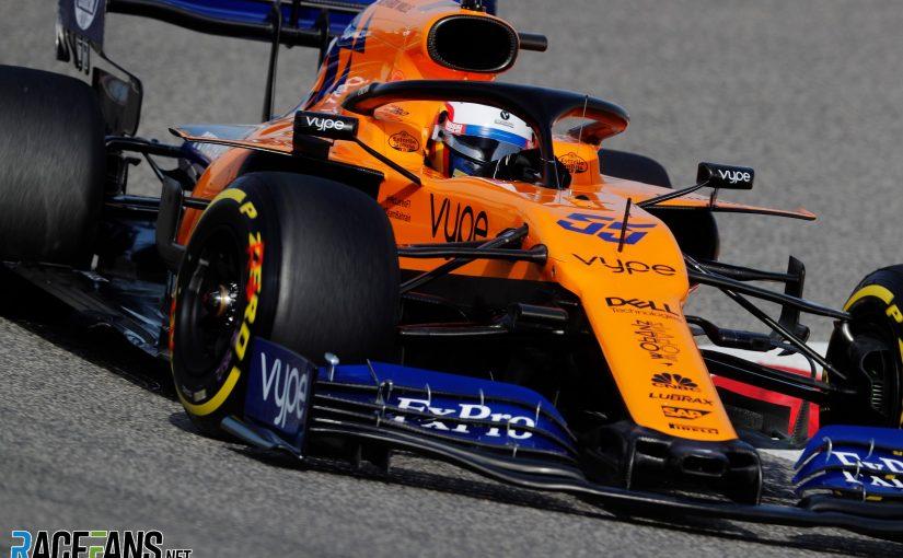 McLaren not considering Renault its 'first target'
