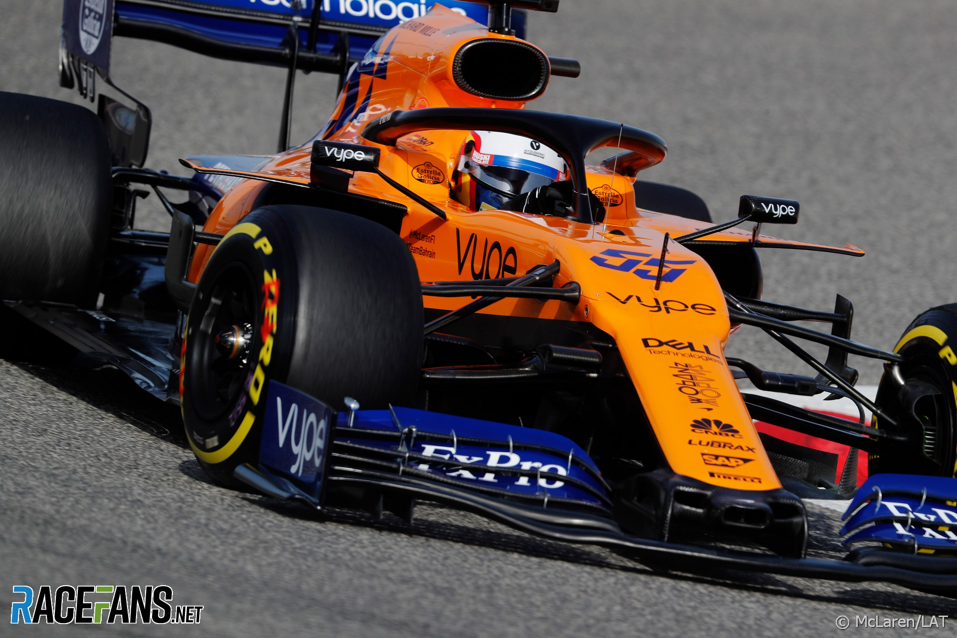 Mclaren F1 Team Not Considering Renault Its First Target Racefans
