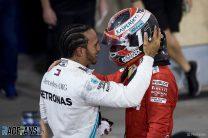 Hamilton hails luckless Leclerc after thrilling Bahrain GP