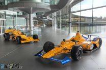 McLaren IndyCar, McLaren M16, 2019