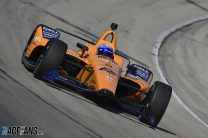 """""""Pure adrenaline"""": Alonso begins Indy 500 preparations with Texas test"""