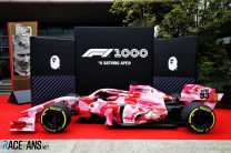 2019 Chinese Grand Prix build-up in pictures
