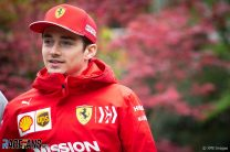 'I didn't see myself staying behind': Leclerc explains decision to pass Vettel