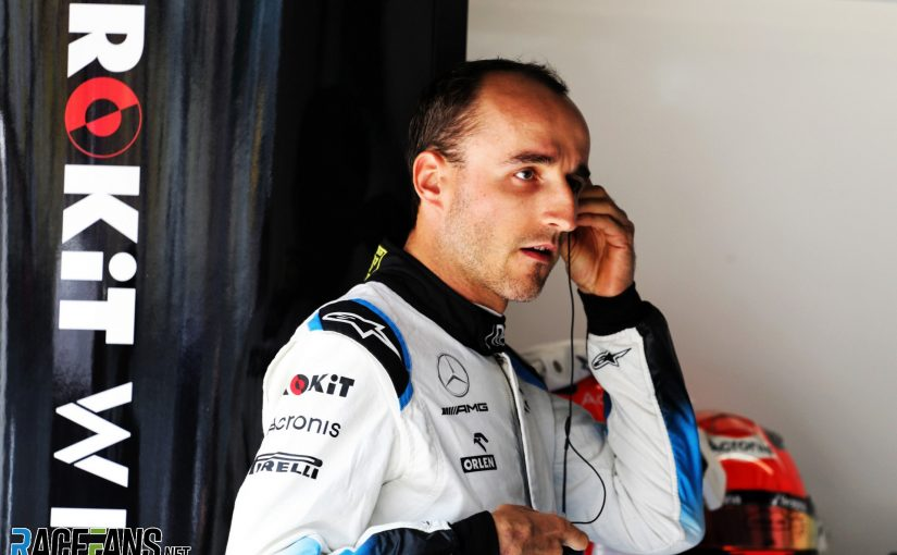 "Kubica: F1 ""completely different"" in some ways since return"