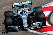 Bottas pips Vettel in second practice