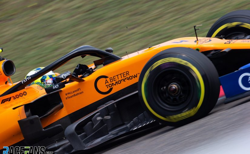 Hard to judge how much tyre-saving to do in F1 – Norris