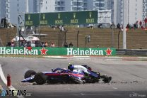 2019 Chinese Grand Prix Saturday action in pictures