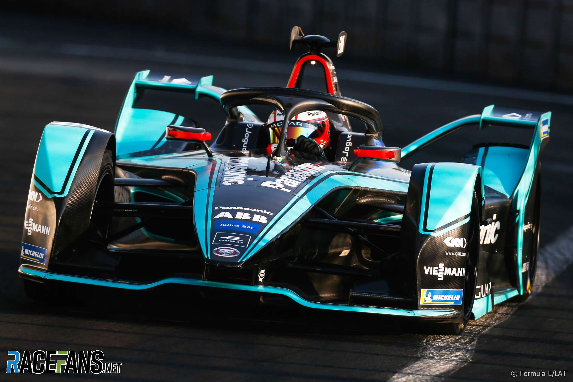 Mitch Evans, Jaguar, Formula E, 2019