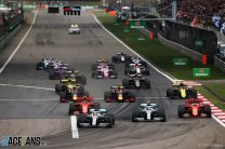 Hamilton 'redeemed' by ending run of poor starts in China