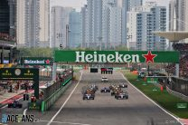 Rate the race: 2019 Chinese Grand Prix