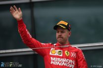 Vettel expected to be quicker after Ferrari let him past Leclerc
