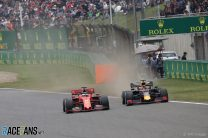 "Vettel move was fair, says Verstappen: ""I'd've done the same"""