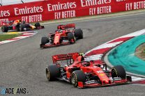 Ferrari stands by decision to swap Vettel and Leclerc