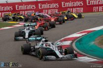 Vote for your 2019 Chinese Grand Prix Driver of the Weekend