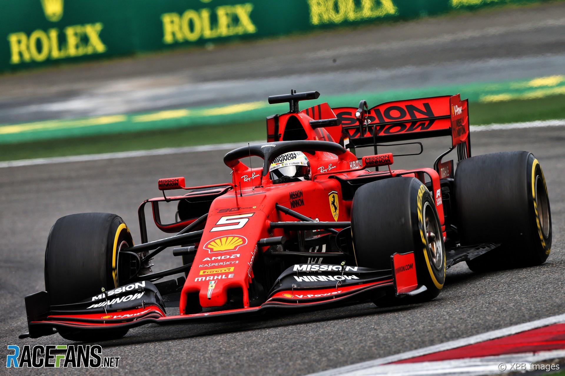 Ferrari F1 Team Doubt Baku Speed Advantage Over Mercedes Racefans