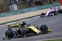 Ricciardo says China result shows Renault can lead midfield
