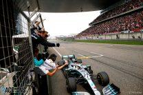 Hamilton cruises to sixth China win as Ferrari tactics backfire