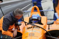 IndyCar Advanced Frontal Protection, Indianapolis Motor Speedway, 2019