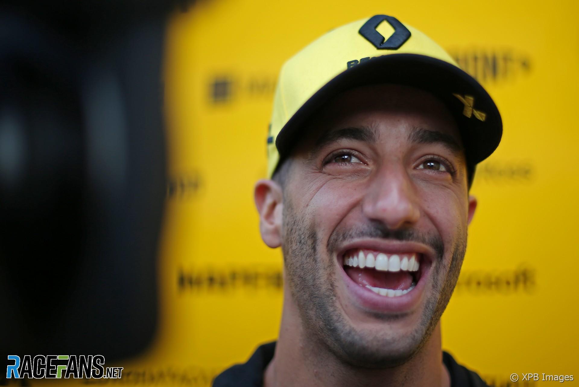 Daniel Ricciardo F1 Driver Biography Formula One Racefans
