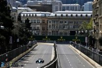 Robert Kubica, Williams, Baku City Circuit, 2019