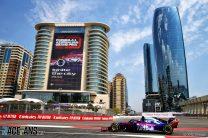 Daniil Kvyat, Toro Rosso, Baku City Circuit, 2019