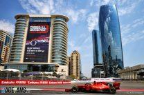 Sebastian Vettel, Ferrari, Baku City Circuit, 2019