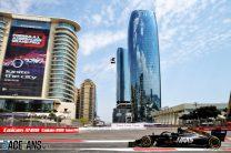 Kevin Magnussen, Haas, Baku City Circuit, 2019