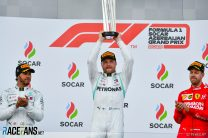 Bottas retakes championship lead after Leclerc's costly crash