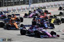 Vote for your 2019 Azerbaijan Grand Prix Driver of the Weekend