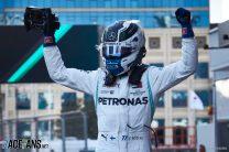 Bottas resists Hamilton to avenge lost Baku win
