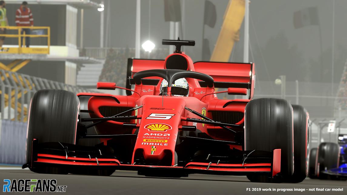 No Tobacco Branding On Ferrari Mclaren In F1 2019 Game Racefans
