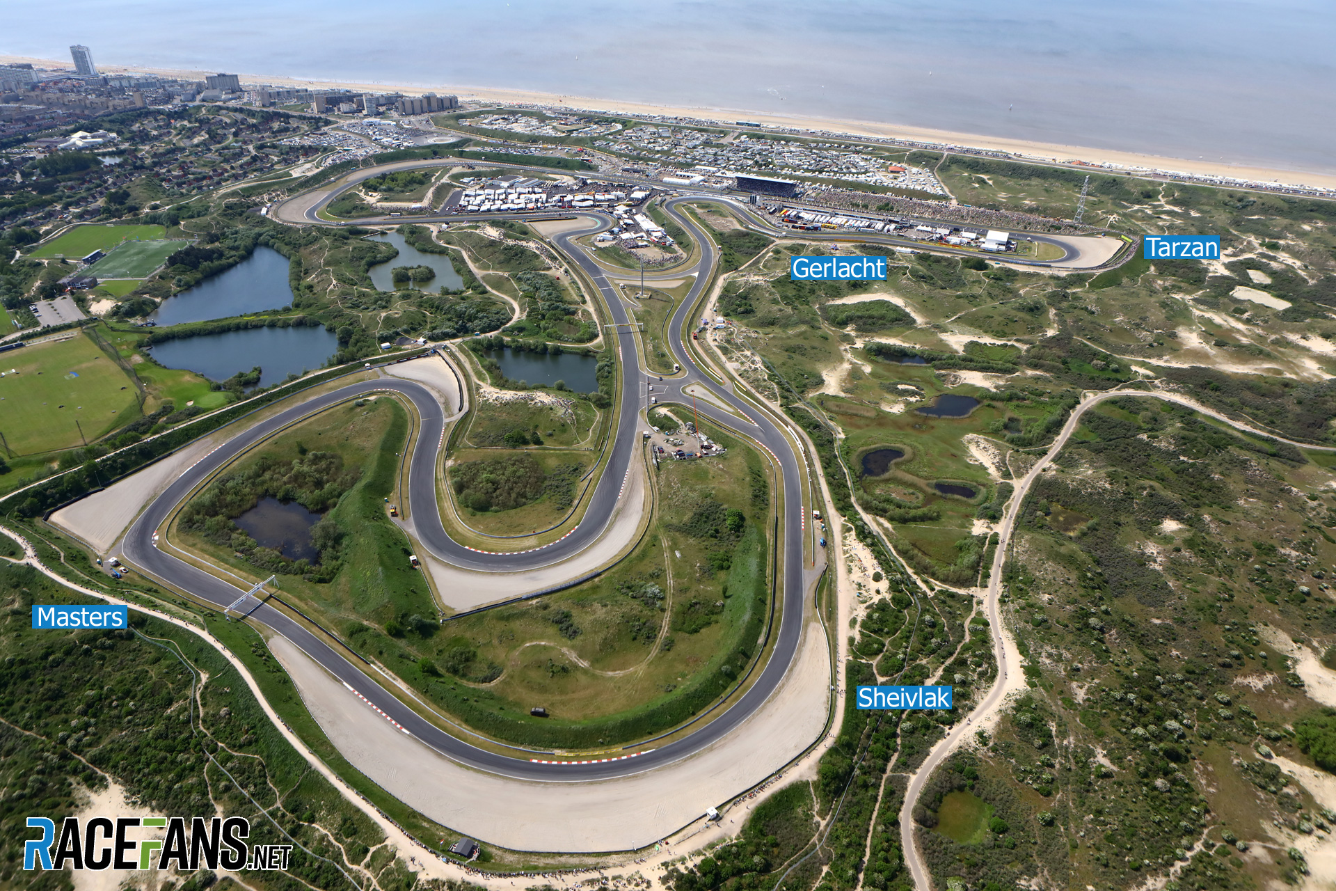 How Zandvoort Will Change To Host Its First F1 Race For 35 Years Racefans