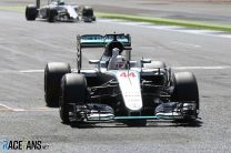 Mercedes have their biggest performance advantage for 58 races