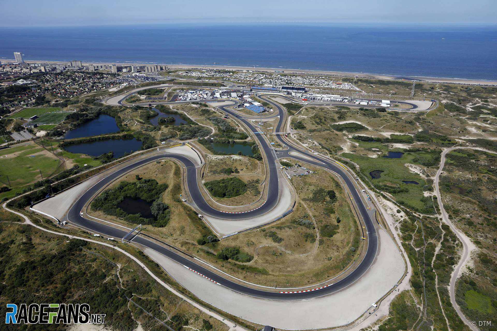 Zandvoort Will Be Fantastic For F1 Even If There S No Overtaking Racefans