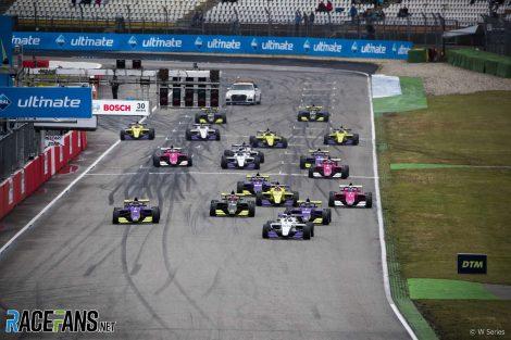 W Series, Hockenheimring, 2019