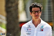 Liberty could offer Carey's F1 CEO role to Mercedes' Wolff after 2020