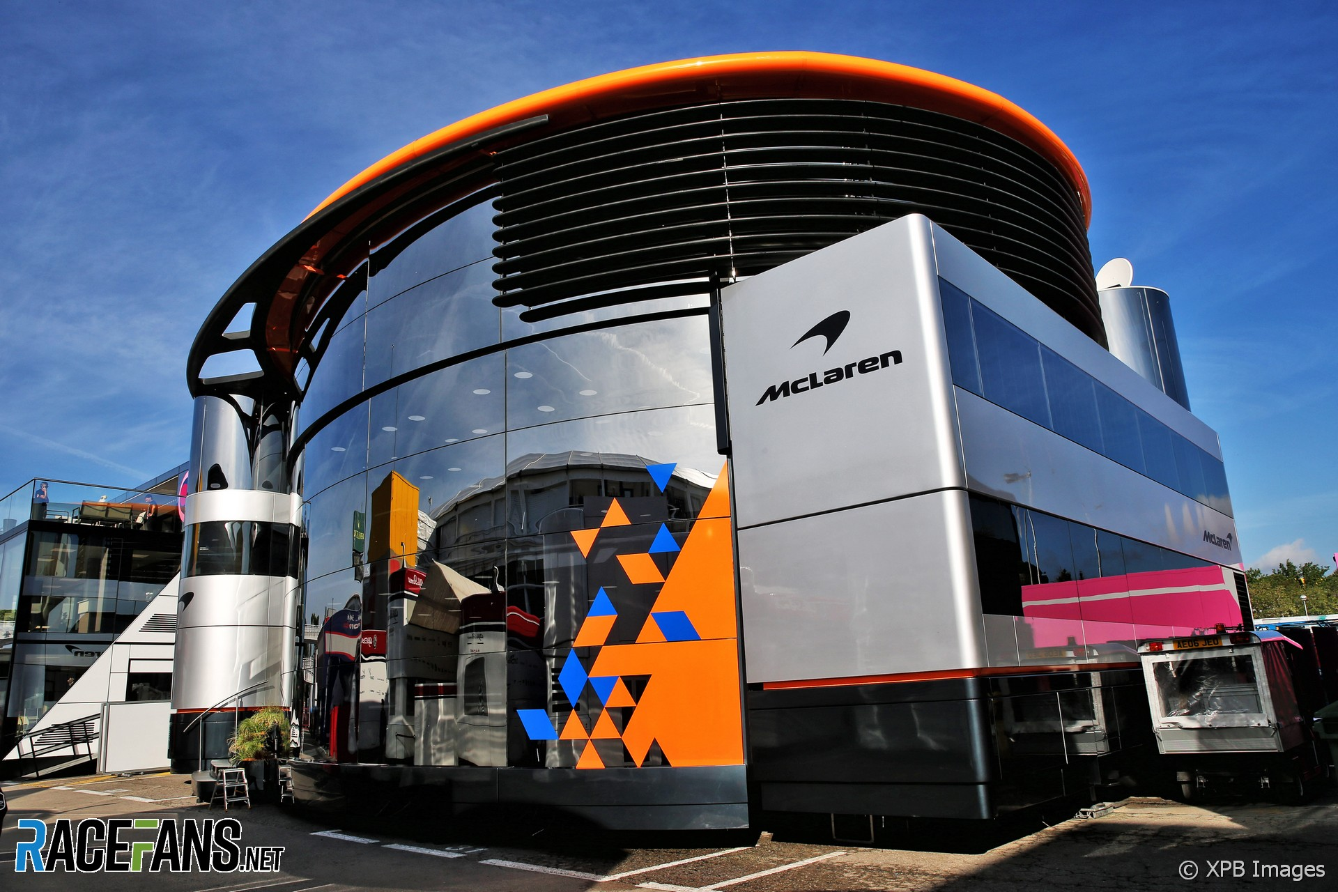 2019 F1 Motorhomes - Racing Comments - The Autosport Forums