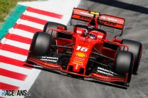 """Leclerc: One-stop strategy was """"definitely not a mistake"""""""