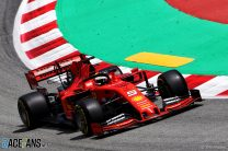 Ferrari further off their 2018 pace than any team in Spain