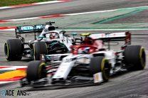 Lewis Hamilton, Mercedes, Circuit de Catalunya, 2019