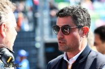 Masi to continue as race director for rest of season